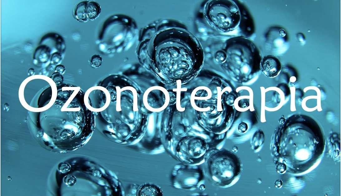 L'ossigeno ozono terapia come protezione dai virus